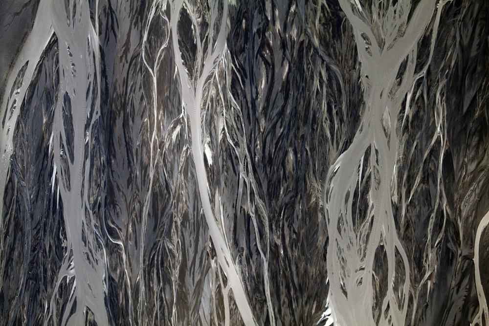 Ijsland smeltwater Vatnajokull