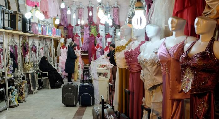 bruidswinkel tabriz