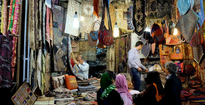 pano bazaar shiraz